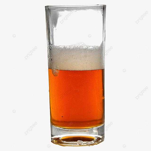 brown drink beer glass