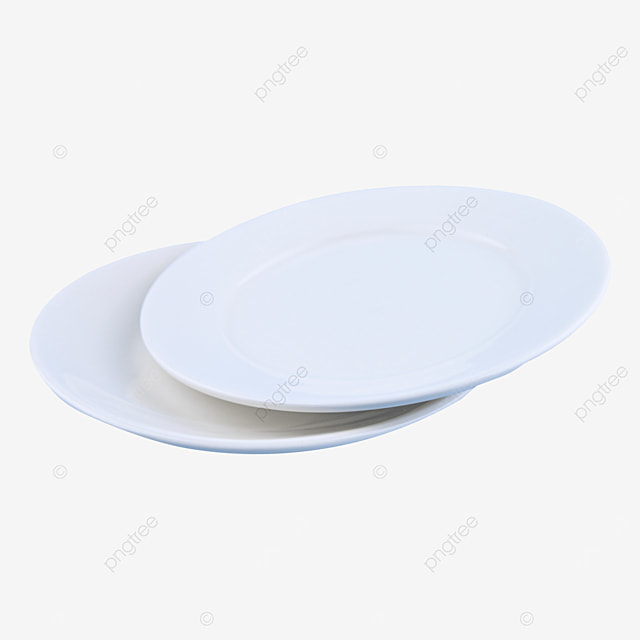 chinese white empty container tray