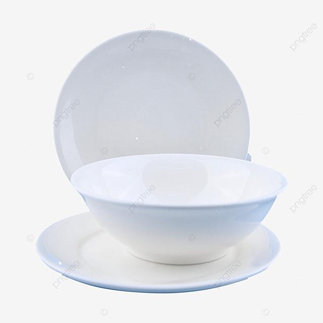 fragile round ceramic tableware