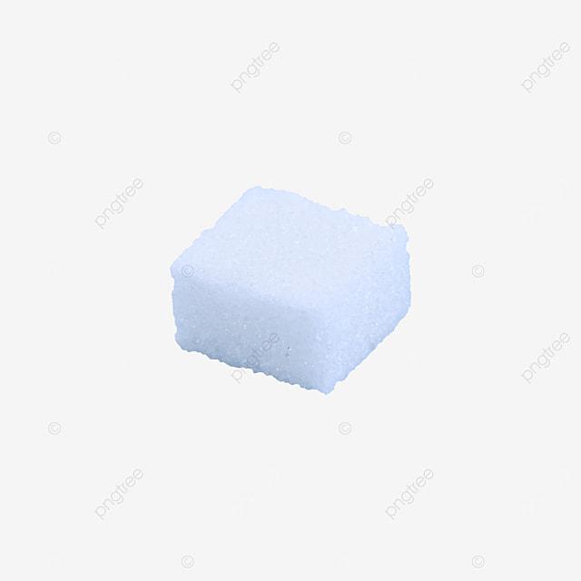 single sugar cube