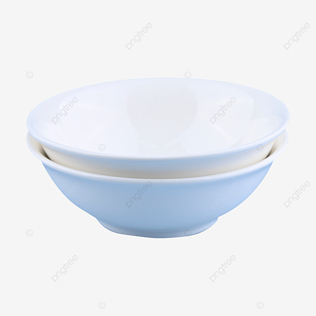 two white chinese tableware