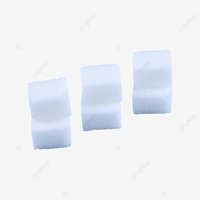 white stacked sugar cubes placed