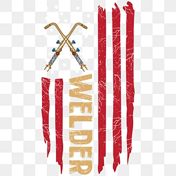 Американский сварщик США флаг флаг футболки дизайн векторные иллюстрации, сварка, сварщик, Сварочная футболка PNG ресурс рисунок и векторное изображение