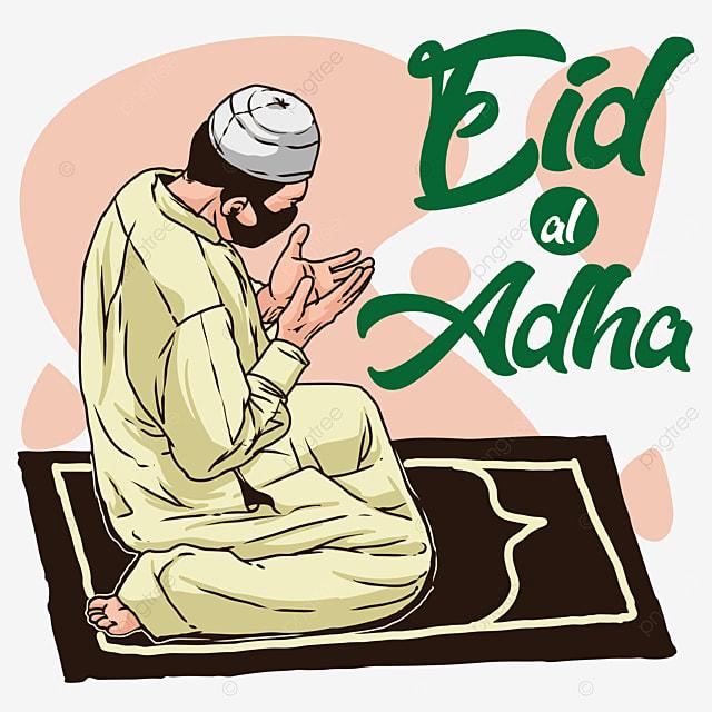 Eid Al Adha Prayers During The Pandemic, Eid Al Adha, Eid, Idul Adha PNG and Vector