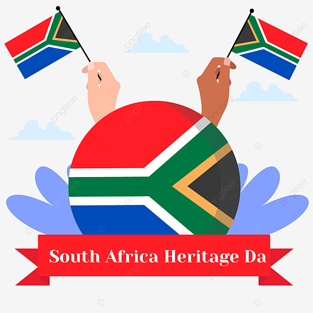 south africa heritage day banner creative
