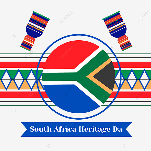south africa heritage day color decoration