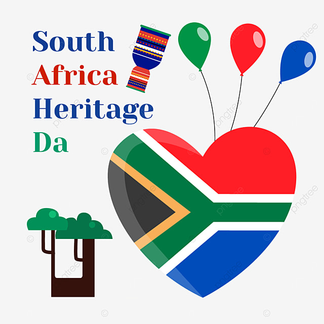 south africa heritage day creative balloon