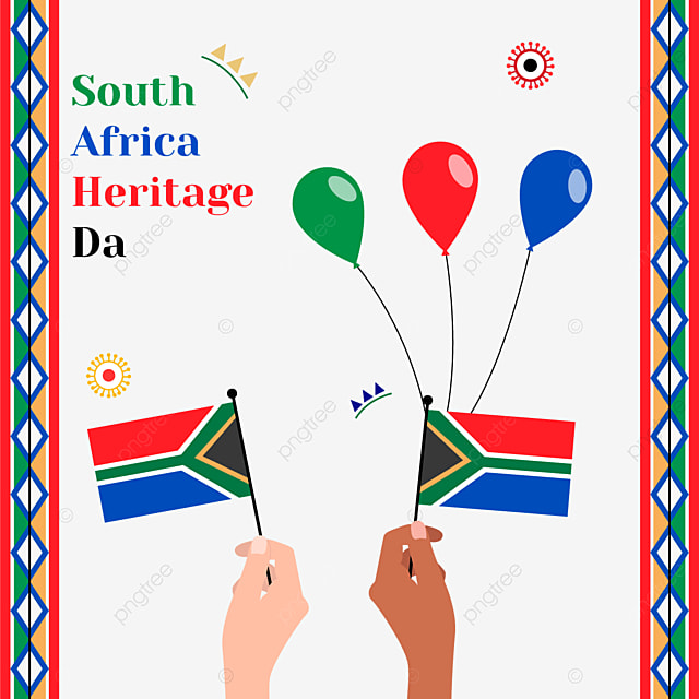 south africa heritage day festival balloon creative