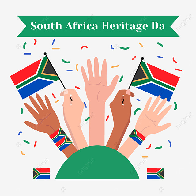 south africa heritage day green festival creative