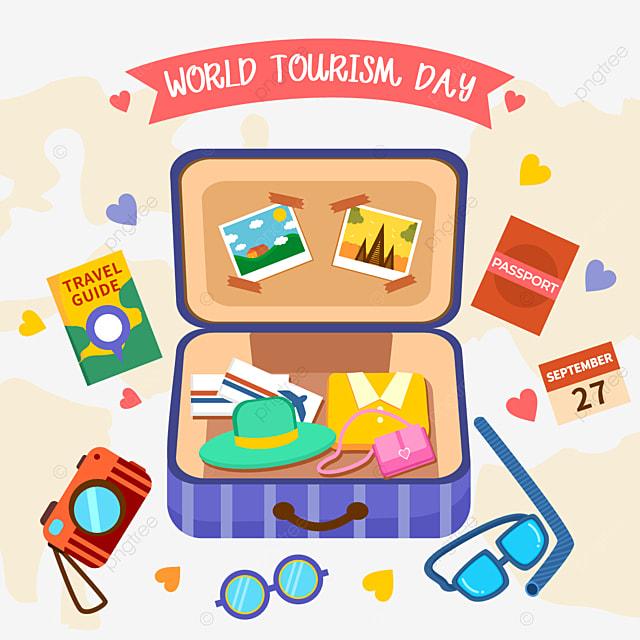 world tour day travel item pattern