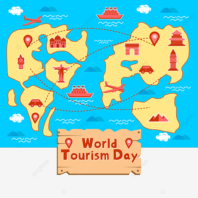 world tourism day beautiful tourist attractions