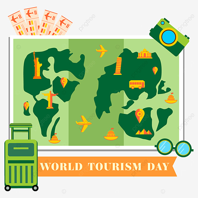 world tourism day tourism attractions pattern