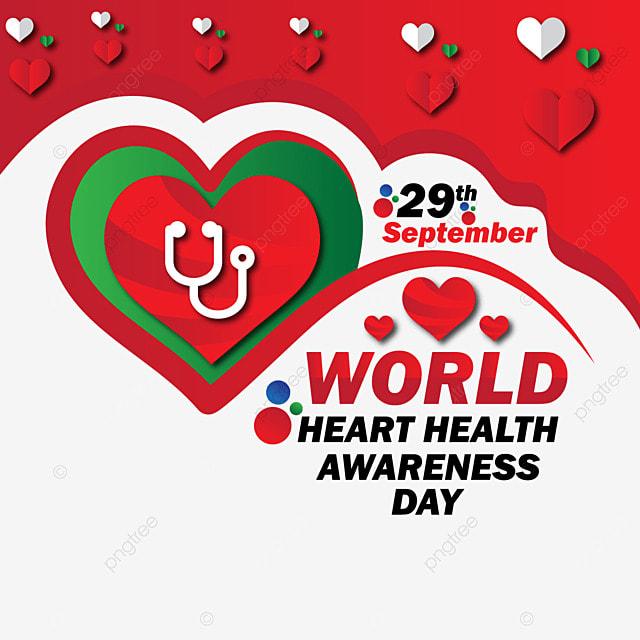 world heart day transparent background