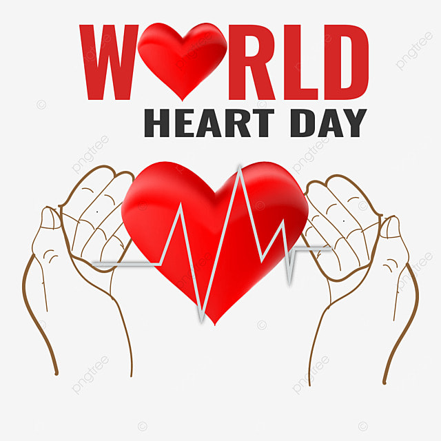 world heart day png
