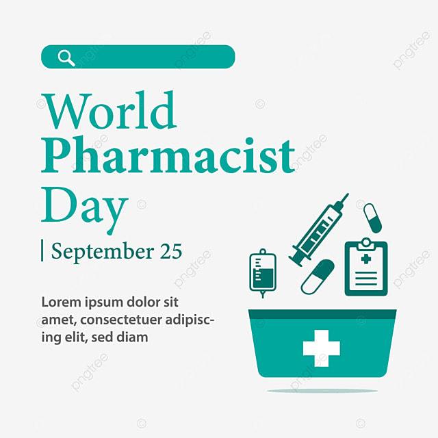 25 september world pharmacist day