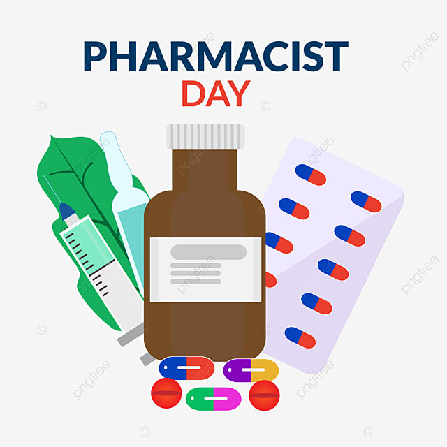 happy world pharmacist day png image medicine shop capsule tablet