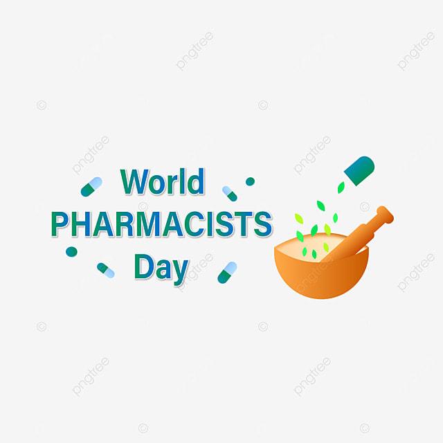 world pharmacists day illustration vactpr