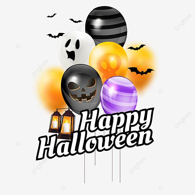 halloween grimace balloon