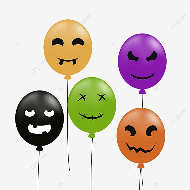 halloween monster balloon cartoon party decoration