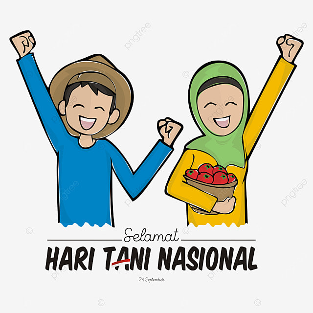 happy indonesian national farmers day