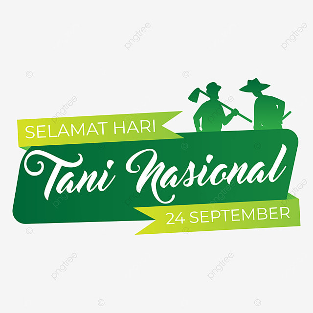 indonesian national farmers day 24 september