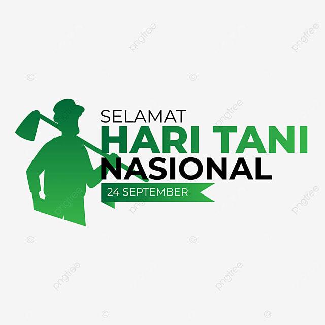 the logo of selamat hari tani nasional