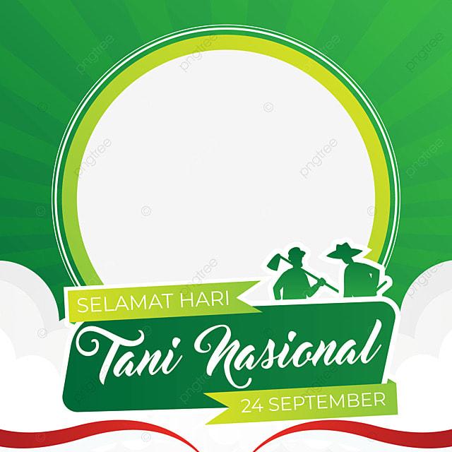 twibbon indonesian national farmers day