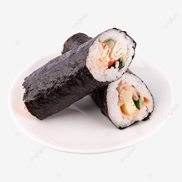 rice ball grain food sushi fast food