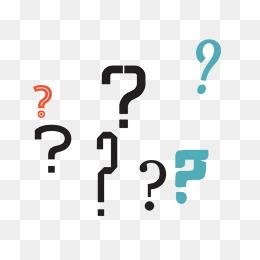 Tutti I Tipi Di Punto Interrogativo Png Vettori Psd E Clipart Per