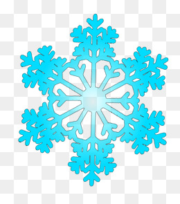Cartoon Snowflake PNG Images | Vectors and PSD Files ...