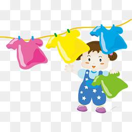 I Bambini vestiti inI Bambini I PNG E Vettoriale 8cc4caade8e