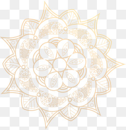 Golden Decorative Pattern Png Vectors Psd And Clipart For Free