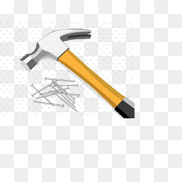 Hammer And Nails Png Images Vectors And Psd Files Free Download