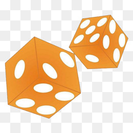 Orange Dice Png Vectors Psd And Clipart For Free Download Pngtree