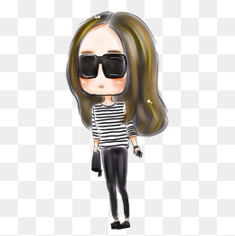 Sunglasses Girl Png Images Vectors And Psd Files Free Download