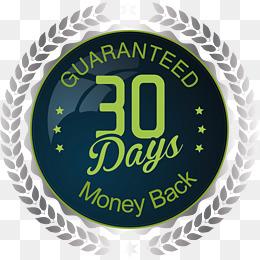 30 Giorni di garanzia del vettoreDipinta A Mano PNG E Vettoriale 0a055262da7f