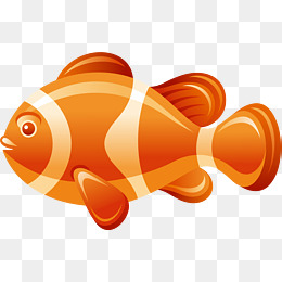 fish swimming in clip art animations n - 260×260