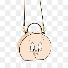 Zara Cute Piggy Bag Clipart Product Kind Png Image And