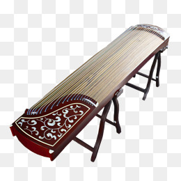 zither instrument zheng chinese style musical