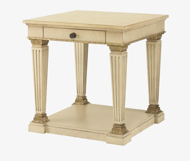 3d Coffee Table Decoration Picture Material,table, Few