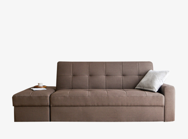 Brown Multi Functional Sofa Material, Nordic Style, Multi Purpose Sofa, Sofa  Material