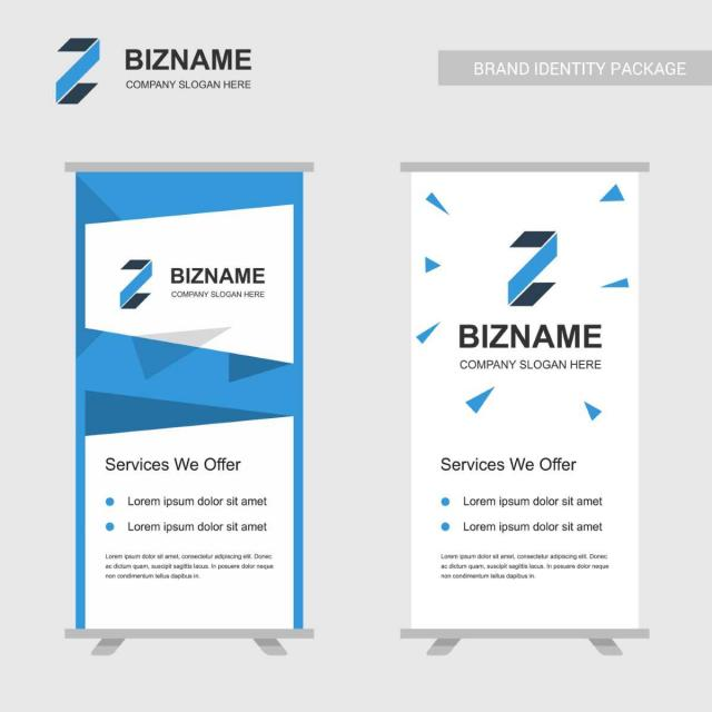 Business banners ads design with and creative design vector template business banners ads design with and creative design vector template wajeb