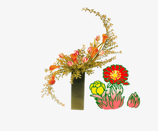 Different types of flowers material red flower yellow flowers different types of flowers material red flower yellow flowers flowers png and psd mightylinksfo
