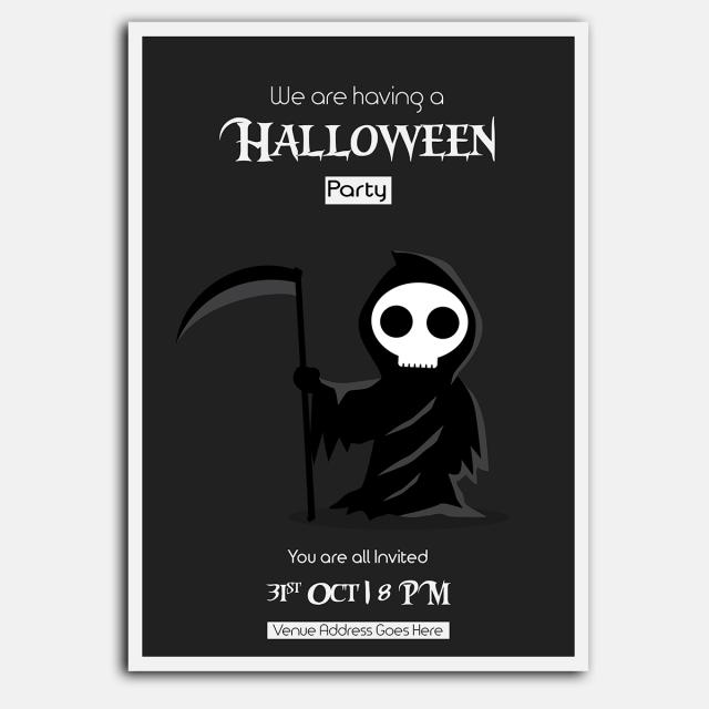 pngtreeにhalloween posterテンプレートの無料ダウンロード