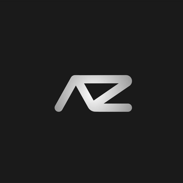 Initial Letter Az Logo Design Template For Free Download