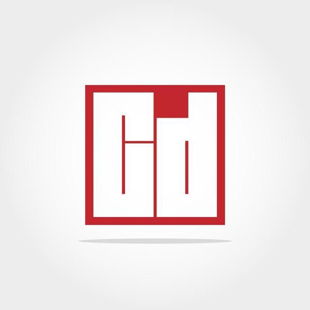 lettre initiale dc logo mod u00e8le mod u00e8le de t u00e9l u00e9chargement