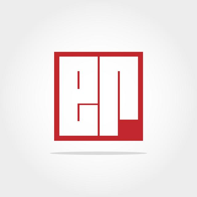 Initial Letter Er Logo Template Design Modele De Telechargement