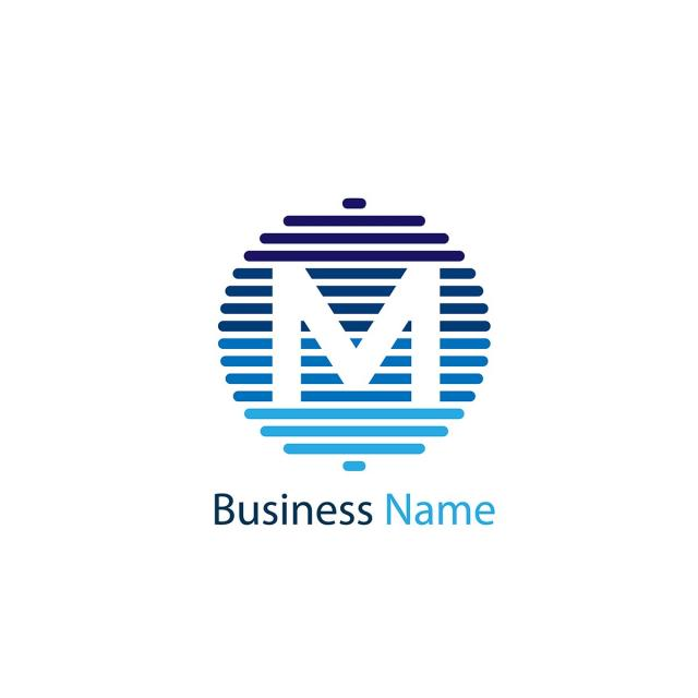 Letter M Logo Template Template For Free Download On Pngtree