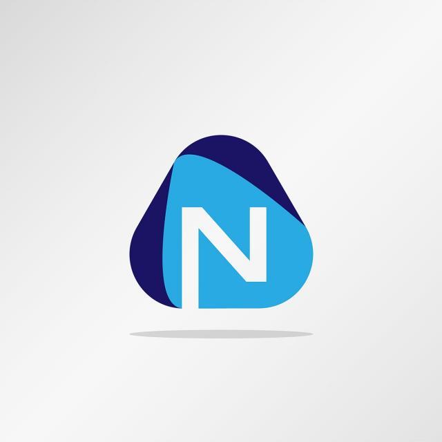Letter n logo template design template for free download on pngtree letter n logo template design template maxwellsz