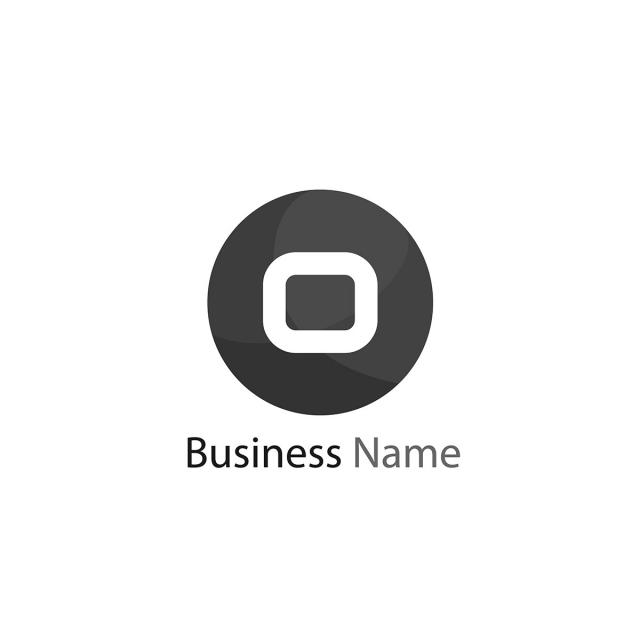 letter o logo template template for free download on pngtree
